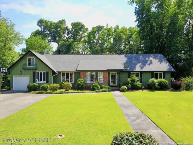 104 Cromwell Place, Lumberton, NC 28358 (MLS #603473) :: The Rockel Group