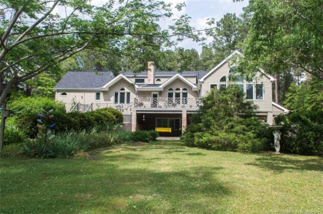 421 Carbonton Road, Sanford, NC 27330 (MLS #603479) :: Weichert Realtors, On-Site Associates