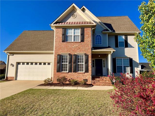 416 W Summerchase Drive, Fayetteville, NC 28311 (MLS #603558) :: Weichert Realtors, On-Site Associates