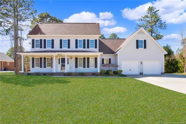 8327 Foxtrail Drive, Fayetteville, NC 28311 (MLS #603697) :: Weichert Realtors, On-Site Associates
