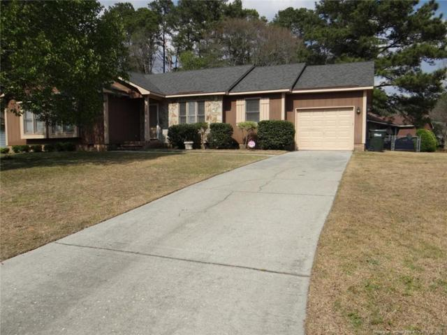 2209 Baywater Drive, Fayetteville, NC 28304 (MLS #603711) :: Weichert Realtors, On-Site Associates