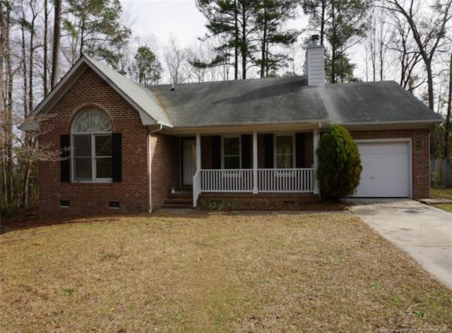 2621 Larwood Drive, Fayetteville, NC 28306 (MLS #603752) :: The Rockel Group