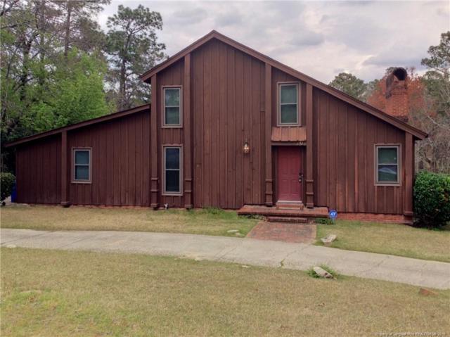 3516 Clearwater Drive, Fayetteville, NC 28311 (MLS #603901) :: Weichert Realtors, On-Site Associates