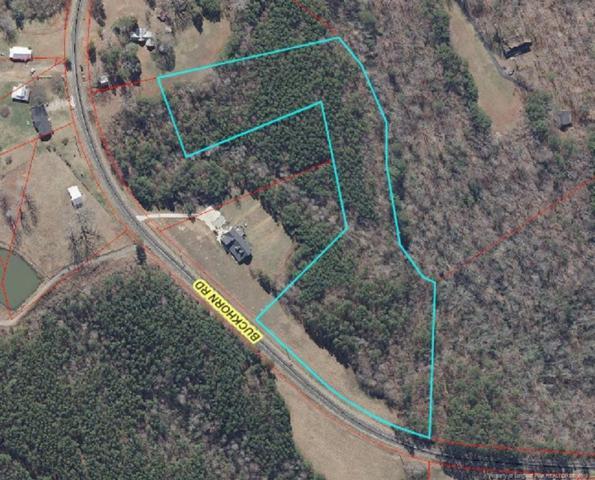 0 Buckhorn Road, Sanford, NC 27330 (MLS #603910) :: Weichert Realtors, On-Site Associates