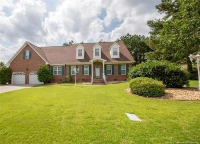 2438 Caithness Drive, Fayetteville, NC 28306 (MLS #603926) :: The Rockel Group