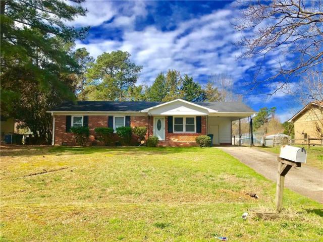 1726 Berriedale Drive, Fayetteville, NC 28304 (MLS #604111) :: Weichert Realtors, On-Site Associates