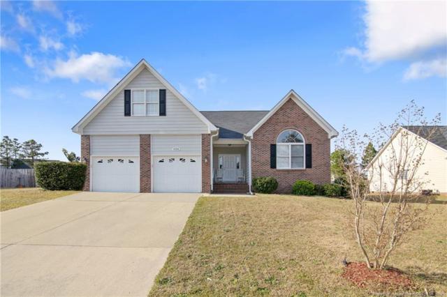 408 Dunblane Way, Fayetteville, NC 28311 (MLS #604151) :: Weichert Realtors, On-Site Associates