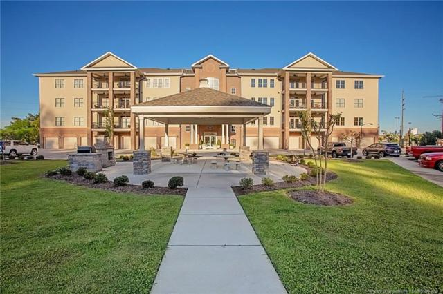 220 Hugh Shelton Loop #301, Fayetteville, NC 28301 (MLS #604207) :: The Rockel Group