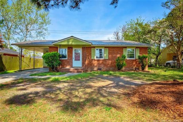 4222 Knollwood Drive, Fayetteville, NC 28304 (MLS #604347) :: Weichert Realtors, On-Site Associates