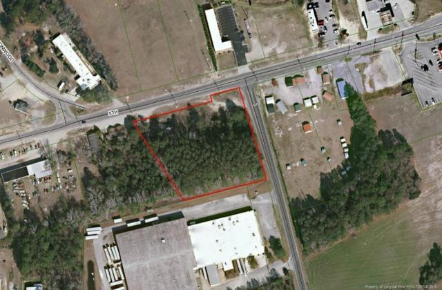 West 5th Street W, Lumberton, NC 28358 (MLS #604370) :: Towering Pines Real Estate