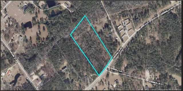 0 Overhills Road, Spring Lake, NC 28390 (MLS #604548) :: Towering Pines Real Estate