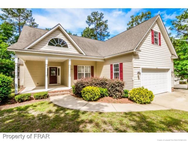 11 Dinghy Drive, Sanford, NC 27332 (MLS #604587) :: The Rockel Group