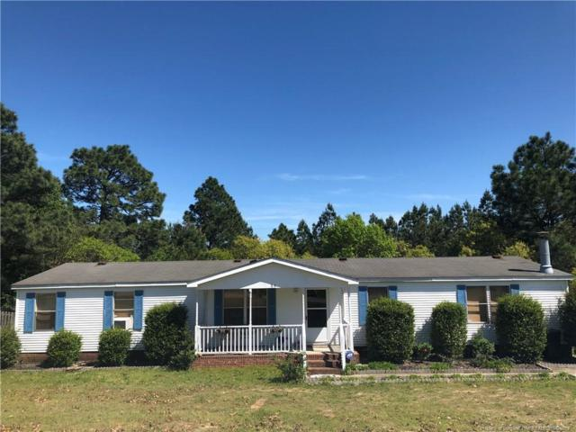 88 Forest Manor Drive, Sanford, NC 27332 (MLS #604599) :: Weichert Realtors, On-Site Associates