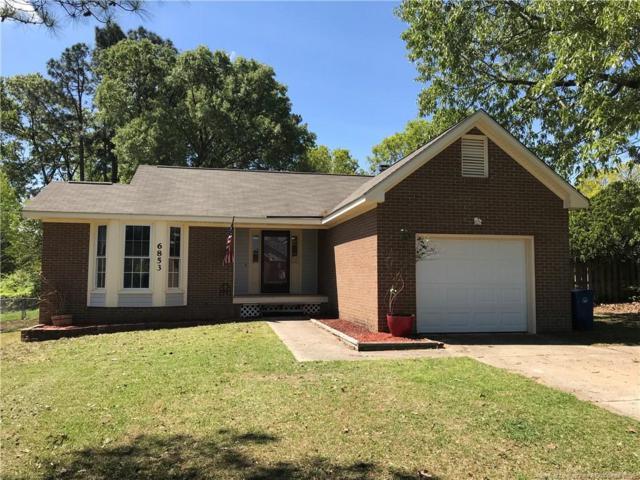 6853 Woodmark Drive, Fayetteville, NC 28314 (MLS #604623) :: Weichert Realtors, On-Site Associates