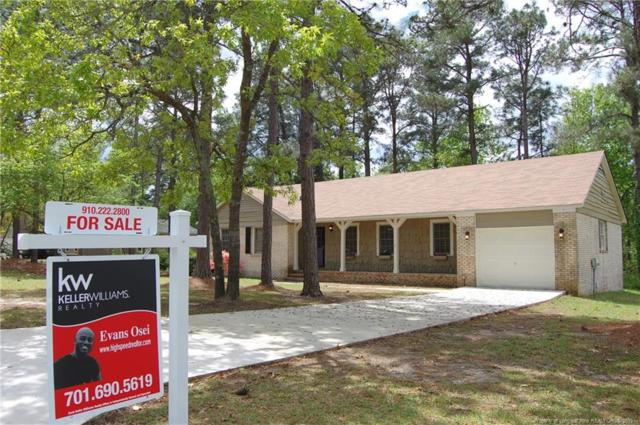 6843 Timbercroft Lane, Fayetteville, NC 28314 (MLS #604675) :: Weichert Realtors, On-Site Associates