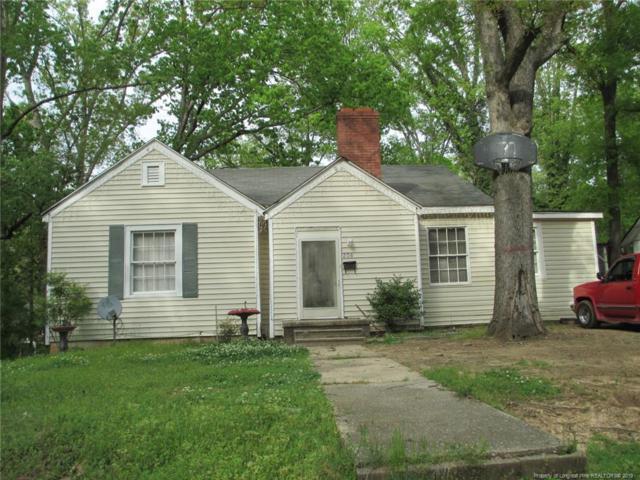 208 Hillcrest Drive, Sanford, NC 27330 (MLS #604682) :: Weichert Realtors, On-Site Associates