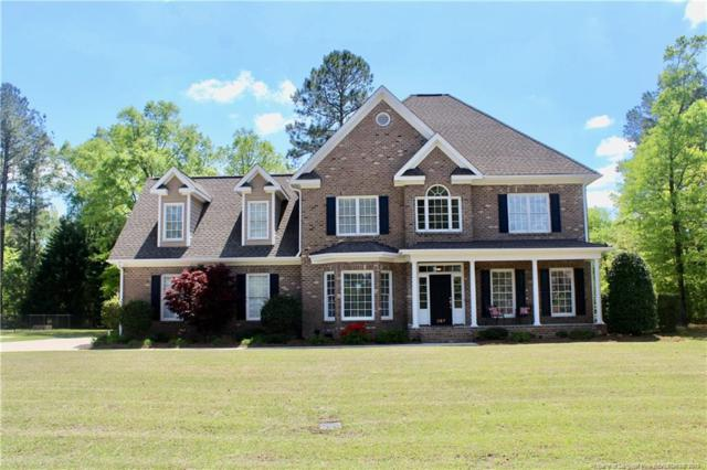 367 Kimberwicke Drive, Fayetteville, NC 28311 (MLS #604697) :: Weichert Realtors, On-Site Associates
