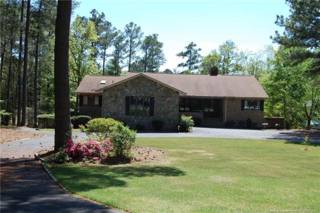 750 Mimosa Drive, Vass, NC 28394 (MLS #604880) :: Weichert Realtors, On-Site Associates