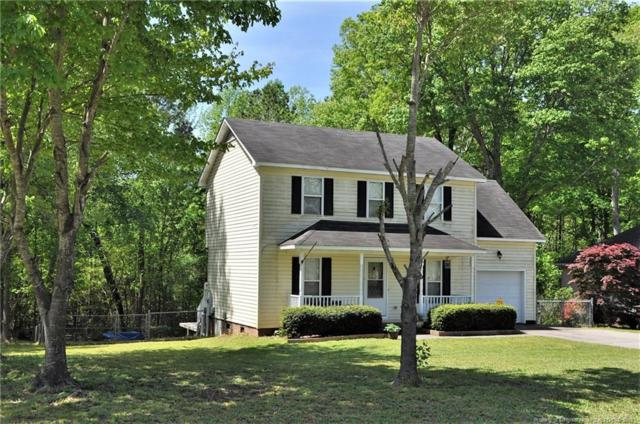156 Brookfield Circle, Sanford, NC 27330 (MLS #605919) :: Weichert Realtors, On-Site Associates
