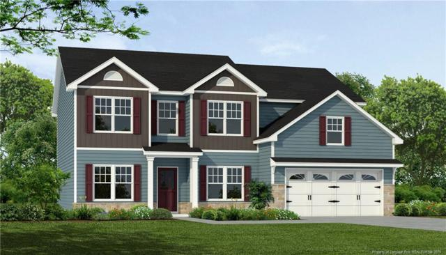 455 Angel Oak (Lot 291) Drive, Bunnlevel, NC 28323 (MLS #605925) :: Weichert Realtors, On-Site Associates