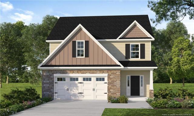 254 Angel Oak (Lot 245) Drive, Bunnlevel, NC 28323 (MLS #605960) :: Weichert Realtors, On-Site Associates