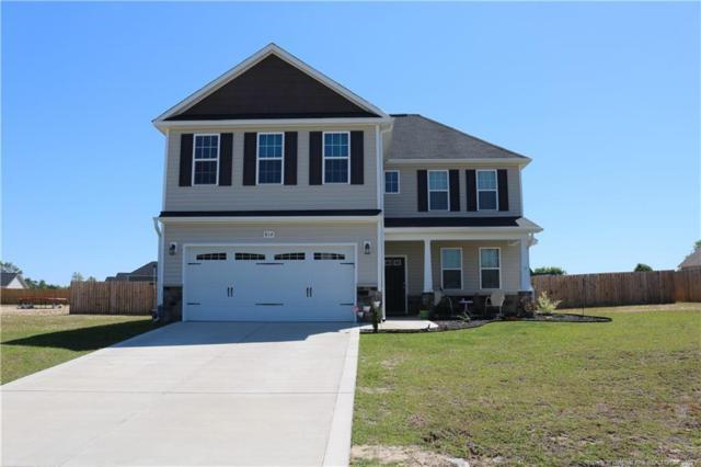 814 Banquette Lane, Fayetteville, NC 28312 (MLS #606033) :: Weichert Realtors, On-Site Associates