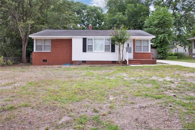 912 Hemlock Drive, Fayetteville, NC 28304 (MLS #606064) :: Weichert Realtors, On-Site Associates