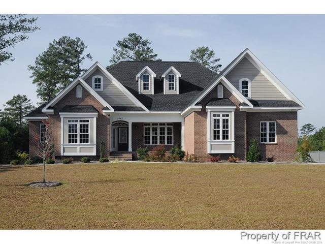 3445 Camberly Drive, Fayetteville, NC 28306 (MLS #606153) :: Weichert Realtors, On-Site Associates