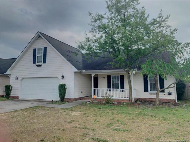 1423 Oldstead Drive, Fayetteville, NC 28306 (MLS #606160) :: Weichert Realtors, On-Site Associates