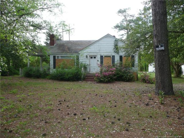812 Porter Road, Hope Mills, NC 28348 (MLS #606187) :: Weichert Realtors, On-Site Associates