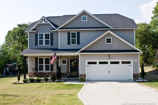 490 Prairie Lane, Lillington, NC 27546 (MLS #606250) :: Weichert Realtors, On-Site Associates