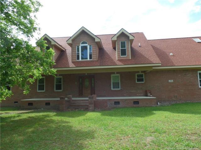 79 Howie & Hammonds Road, Clarkton, NC 28433 (MLS #606331) :: Weichert Realtors, On-Site Associates