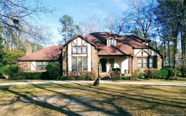 106 Huntington Drive, Red Springs, NC 28377 (MLS #606345) :: Weichert Realtors, On-Site Associates