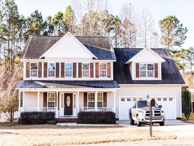 256 Marquis Drive, Cameron, NC 28326 (MLS #606575) :: Weichert Realtors, On-Site Associates