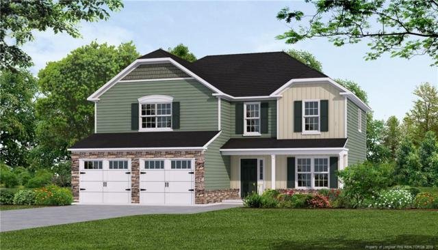 310 English Oak (Lot 221) Drive, Bunnlevel, NC 28323 (MLS #606581) :: Weichert Realtors, On-Site Associates