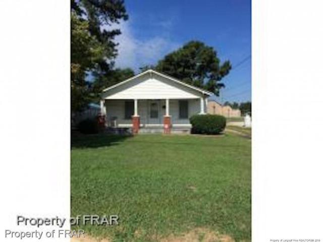 1108 S Clinton Avenue, Dunn, NC 28334 (MLS #606655) :: Weichert Realtors, On-Site Associates