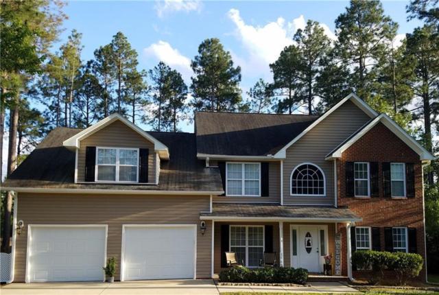 3369 Carolina Way, Sanford, NC 27332 (MLS #606680) :: Weichert Realtors, On-Site Associates