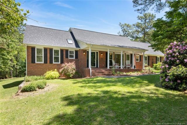 8282 Galwood Drive, Linden, NC 28356 (MLS #606745) :: Weichert Realtors, On-Site Associates