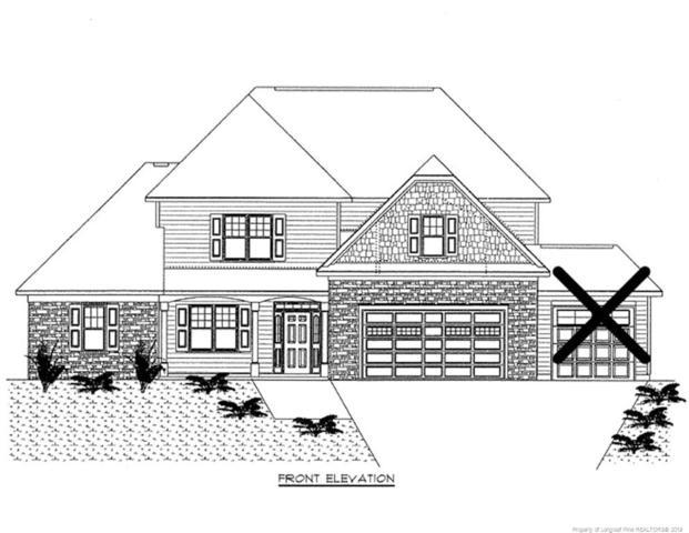 3625 Camberly (Lot 880) Drive, Fayetteville, NC 28306 (MLS #606815) :: Weichert Realtors, On-Site Associates