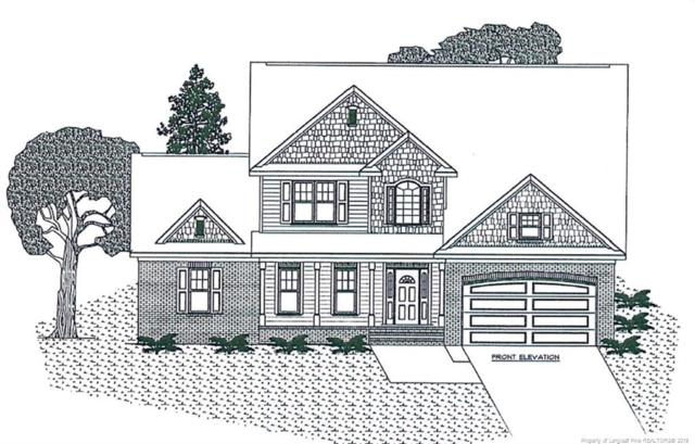 3601 Camberly (Lot 874) Drive, Fayetteville, NC 28306 (MLS #606816) :: Weichert Realtors, On-Site Associates