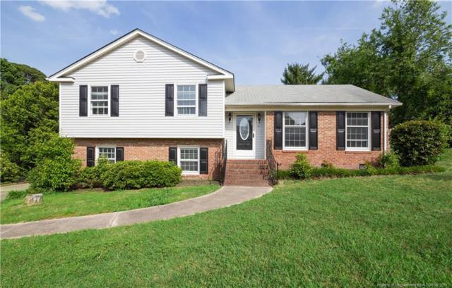 463 Balfour Place, Fayetteville, NC 28311 (MLS #606841) :: The Rockel Group