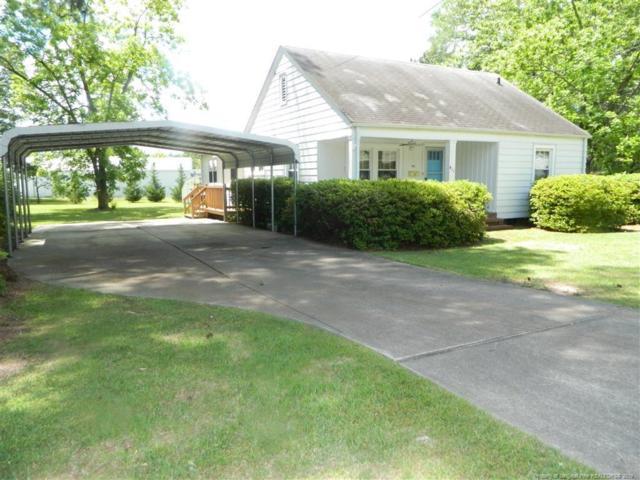 411 W Donaldson Avenue, Raeford, NC 28376 (MLS #606863) :: Weichert Realtors, On-Site Associates