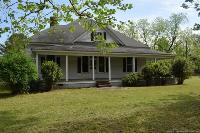 461 Old Red Springs Road, Maxton, NC 28364 (MLS #606865) :: Weichert Realtors, On-Site Associates