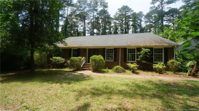 450 Hill Road, Southern Pines, NC 28387 (MLS #606899) :: Weichert Realtors, On-Site Associates