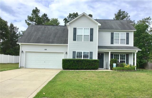 162 Holly Oak Circle, Bunnlevel, NC 28323 (MLS #606903) :: Weichert Realtors, On-Site Associates