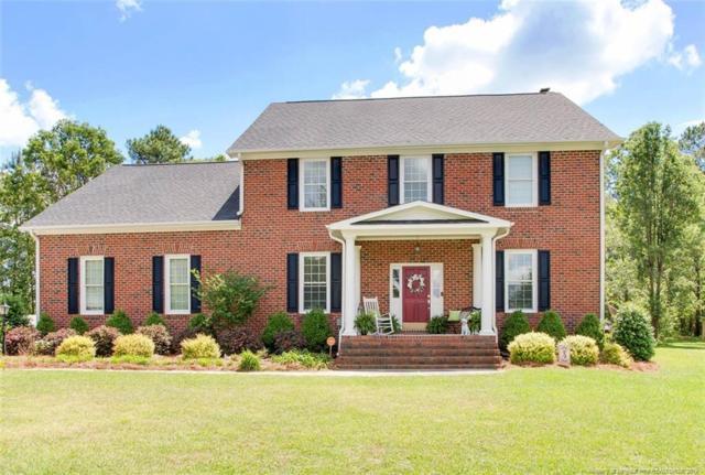 4532 Woodswallow Drive, Fayetteville, NC 28312 (MLS #606959) :: Weichert Realtors, On-Site Associates