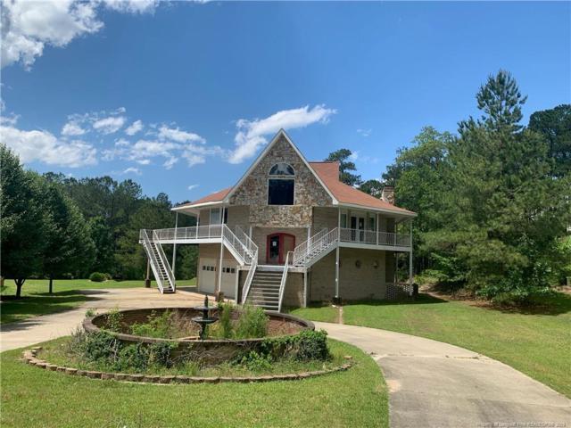 180 Cedar Lane, Sanford, NC 27332 (MLS #606979) :: Weichert Realtors, On-Site Associates