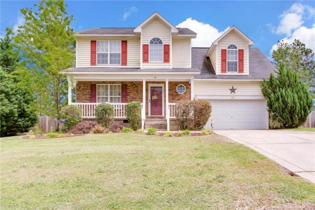 52 English Oak Drive, Bunnlevel, NC 28323 (MLS #607020) :: Weichert Realtors, On-Site Associates