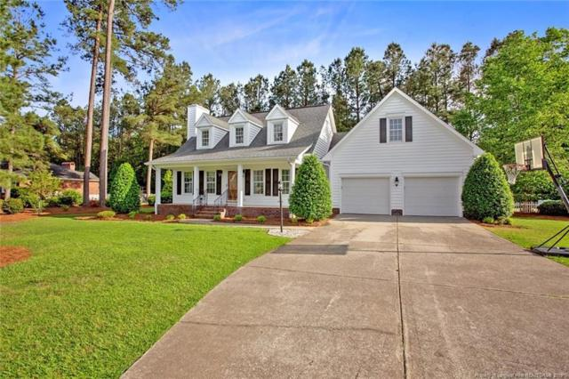4136 Bent Grass Drive, Fayetteville, NC 28312 (MLS #607024) :: The Rockel Group