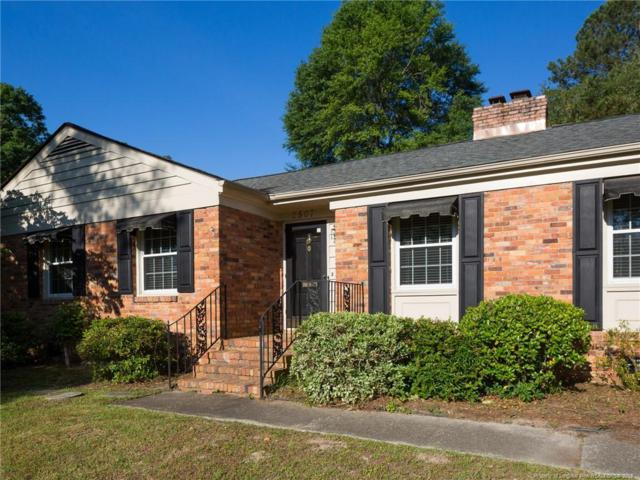 2507 N Edgewater Drive, Fayetteville, NC 28303 (MLS #607100) :: Weichert Realtors, On-Site Associates